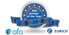 Nominated for AFA Advisor of the year